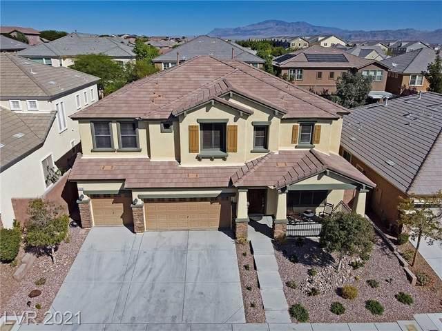 10220 Radcliffe Peak Avenue, Las Vegas, NV 89166 (MLS #2337594) :: Signature Real Estate Group
