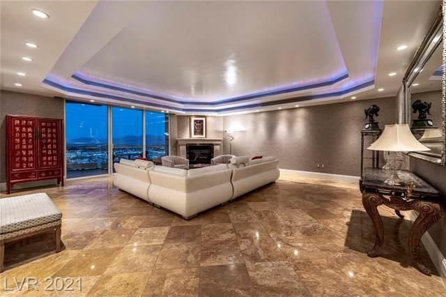 2777 Paradise Road #2901, Las Vegas, NV 89109 (MLS #2337605) :: The Perna Group