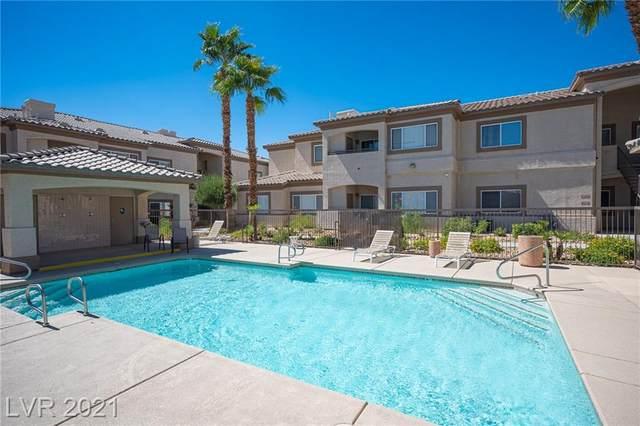 8725 W Flamingo Road #208, Las Vegas, NV 89147 (MLS #2337608) :: Keller Williams Realty