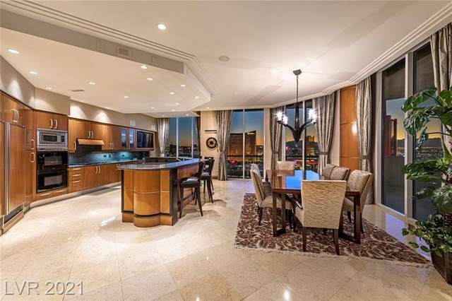 2877 Paradise Road #3004, Las Vegas, NV 89109 (MLS #2337718) :: Coldwell Banker Premier Realty