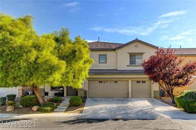 4055 Lower Saxon Avenue, North Las Vegas, NV 89085 (MLS #2337722) :: Coldwell Banker Premier Realty