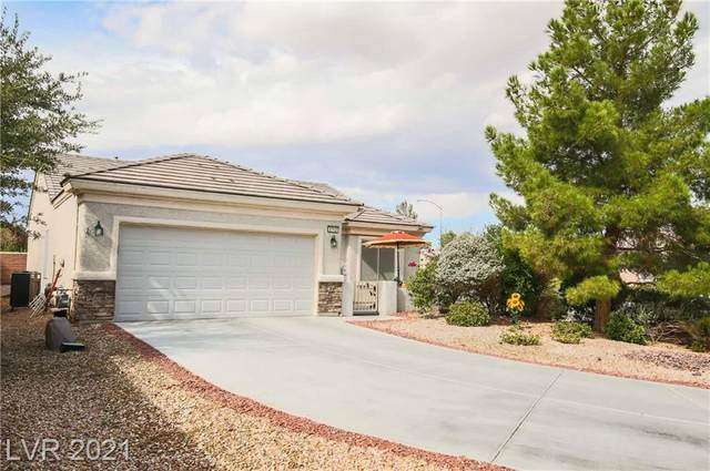 2713 Crested Ibis Avenue, North Las Vegas, NV 89084 (MLS #2337793) :: Coldwell Banker Premier Realty