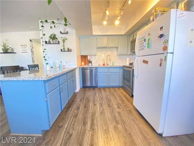 917 Boulder Springs Drive #202, Las Vegas, NV 89128 (MLS #2337840) :: Hebert Group | eXp Realty