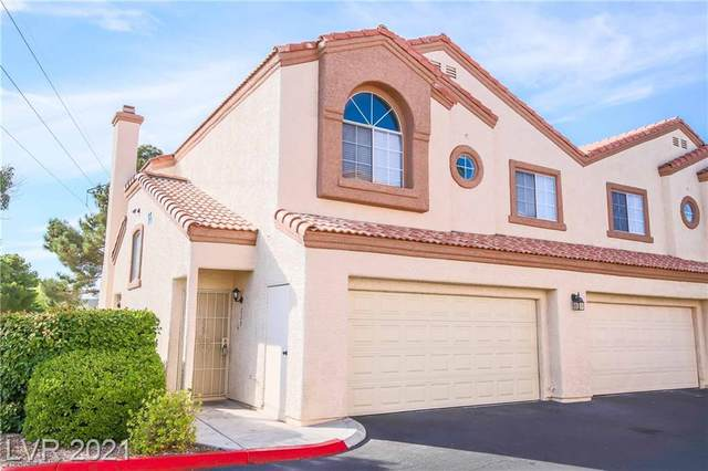 8301 Boseck Drive #229, Las Vegas, NV 89145 (MLS #2338081) :: Keller Williams Realty