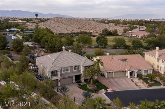 4562 Grey Spencer Drive, Las Vegas, NV 89141 (MLS #2338330) :: The TR Team