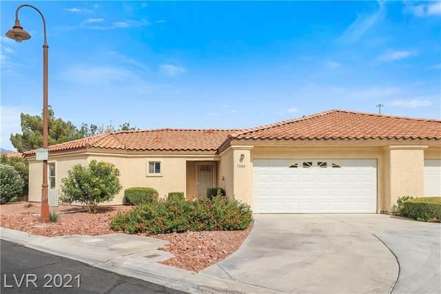 7204 Vista Bonita Drive, Las Vegas, NV 89149 (MLS #2338528) :: The Perna Group