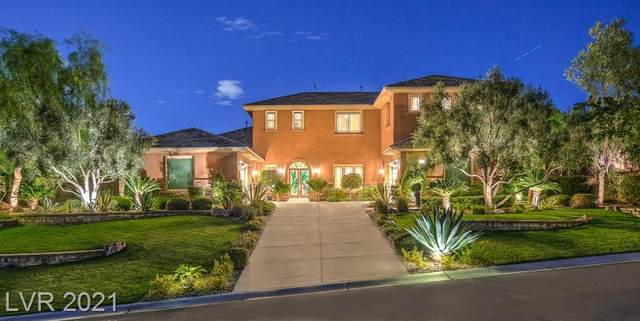 2 Chenal Pass, Henderson, NV 89052 (MLS #2338598) :: Custom Fit Real Estate Group