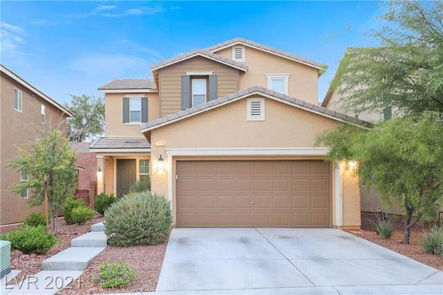 7135 Elder Street, Las Vegas, NV 89166 (MLS #2338644) :: Signature Real Estate Group