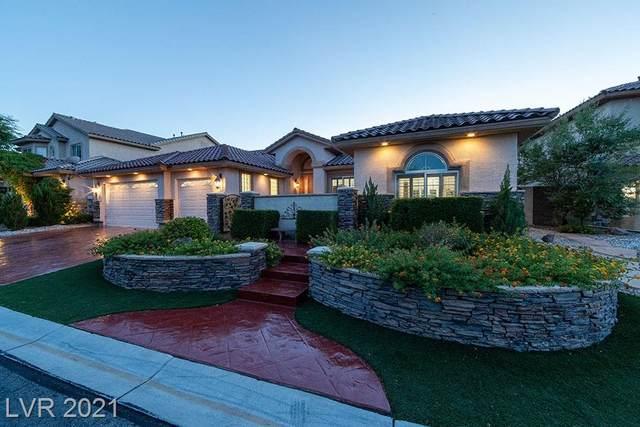 10643 Lago Cantini Street, Las Vegas, NV 89141 (MLS #2340181) :: Coldwell Banker Premier Realty
