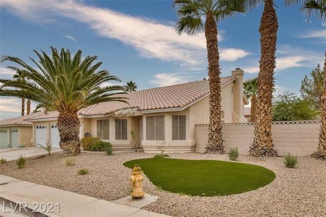 1819 Golden Horizon Drive, Las Vegas, NV 89123 (MLS #2340376) :: The TR Team