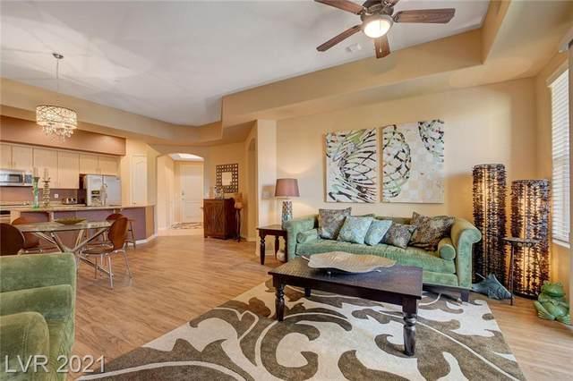 56 E Serene Avenue #202, Las Vegas, NV 89123 (MLS #2340481) :: Alexander-Branson Team   Realty One Group