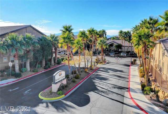 8985 S Durango Drive #2126, Las Vegas, NV 89113 (MLS #2340485) :: Coldwell Banker Premier Realty