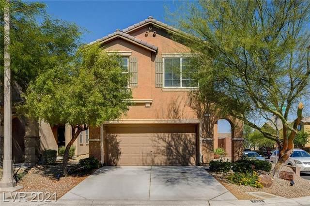 7380 Benlomond Avenue, Las Vegas, NV 89179 (MLS #2340565) :: Coldwell Banker Premier Realty
