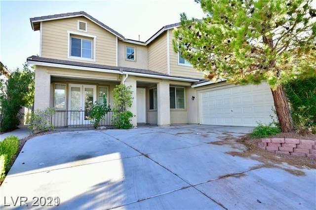 10511 Haywood Drive, Las Vegas, NV 89135 (MLS #2340592) :: Jack Greenberg Group