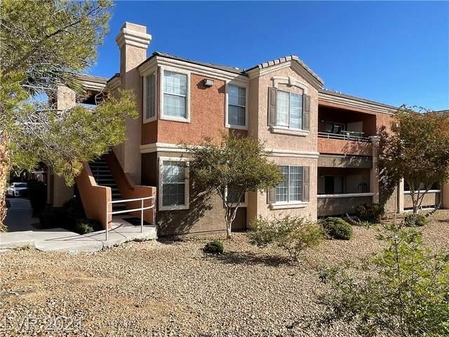 7709 Himalayas Avenue #203, Las Vegas, NV 89128 (MLS #2340644) :: Alexander-Branson Team | Realty One Group