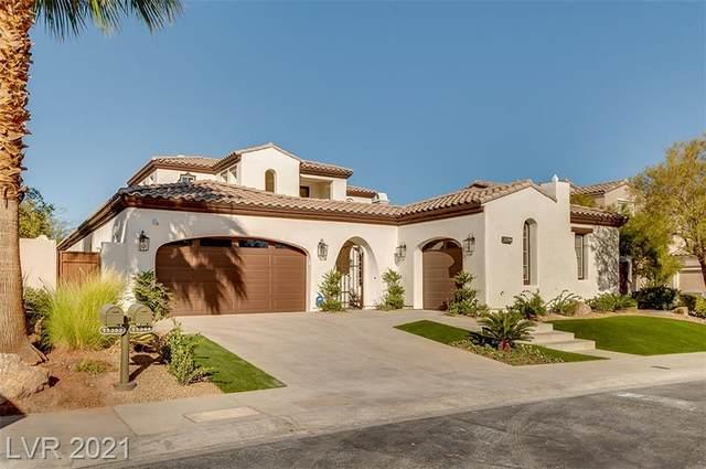 11344 Golden Chestnut Place, Las Vegas, NV 89135 (MLS #2340682) :: Coldwell Banker Premier Realty