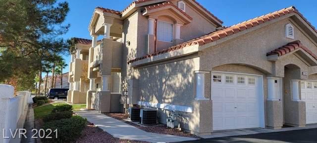 3327 Erva Street #104, Las Vegas, NV 89117 (MLS #2341016) :: Coldwell Banker Premier Realty