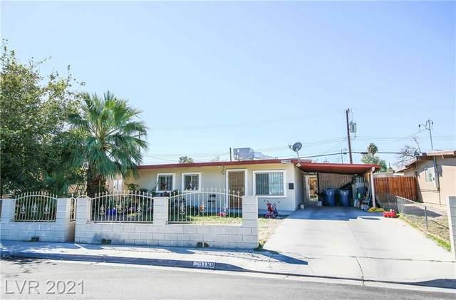 3189 Ferndale Street, Las Vegas, NV 89121 (MLS #2341105) :: DT Real Estate