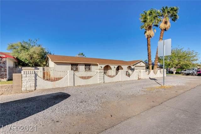 4020 E Saint Louis Avenue, Las Vegas, NV 89104 (MLS #2341107) :: DT Real Estate