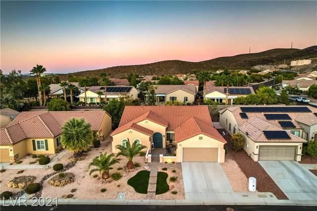 2124 Shadow Canyon Drive, Henderson, NV 89044 (MLS #2341141) :: Jeffrey Sabel