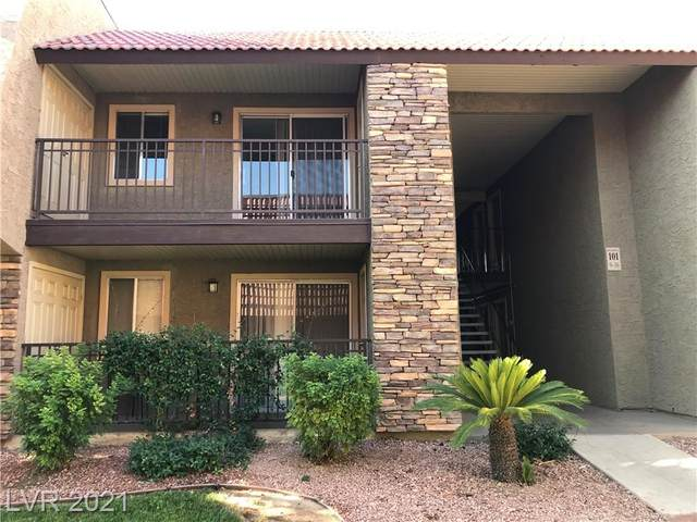 4390 Sandy River Drive #14, Las Vegas, NV 89103 (MLS #2341508) :: Keller Williams Realty