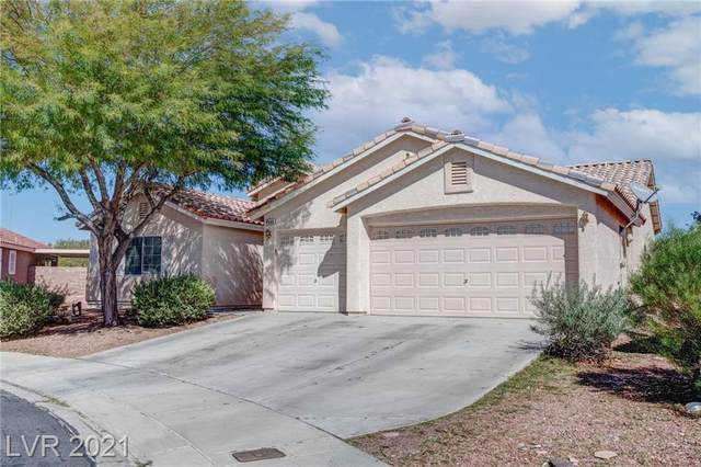 6448 Remex Way, North Las Vegas, NV 89084 (MLS #2341806) :: The Wright Group