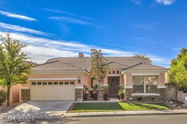 10753 Arundel Avenue, Las Vegas, NV 89135 (MLS #2341807) :: Alexander-Branson Team | Realty One Group
