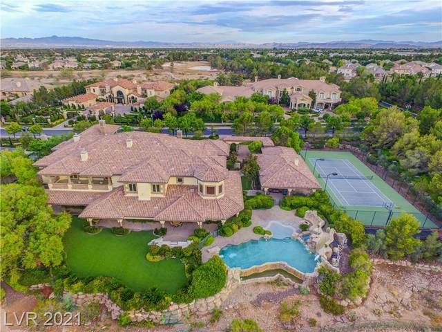 9508 Kings Gate Court, Las Vegas, NV 89145 (MLS #2341850) :: Keller Williams Realty