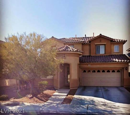 6709 Song Sparrow Court, North Las Vegas, NV 89084 (MLS #2342013) :: The Wright Group
