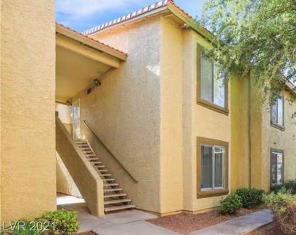 7200 Pirates Cove Road #1008, Las Vegas, NV 89145 (MLS #2342071) :: Alexander-Branson Team | Realty One Group