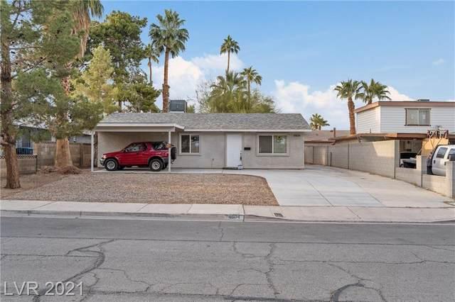 4904 Pancho Villa Drive, Las Vegas, NV 89121 (MLS #2342178) :: Alexander-Branson Team | Realty One Group