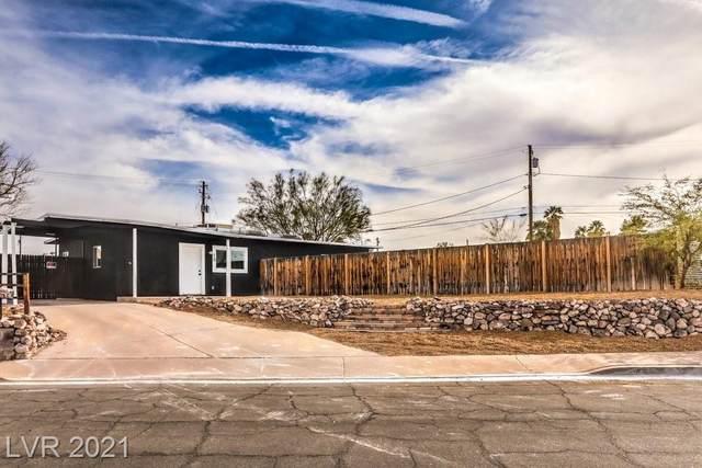 10 Magnesium Street, Henderson, NV 89015 (MLS #2342199) :: Hebert Group   eXp Realty