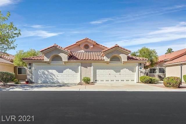 817 Yacht Harbor Drive, Las Vegas, NV 89145 (MLS #2342332) :: 775 REALTY