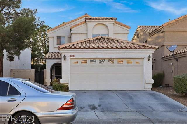 1301 Pacific Terrace Drive, Las Vegas, NV 89128 (MLS #2342356) :: Alexander-Branson Team   Realty One Group