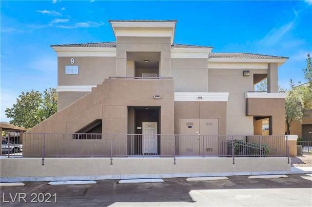 8070 W Russell Road #1043, Las Vegas, NV 89113 (MLS #2342357) :: Coldwell Banker Premier Realty