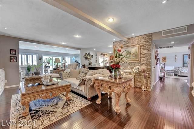 1521 Becky Lane, Boulder City, NV 89005 (MLS #2342439) :: DT Real Estate