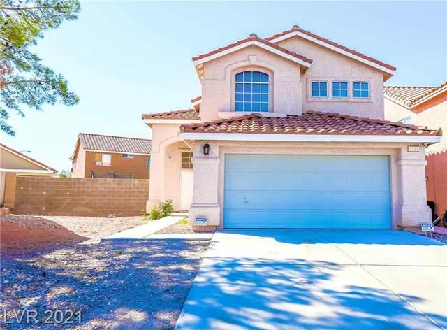 6323 Bursting Nova Court, Las Vegas, NV 89156 (MLS #2342505) :: Keller Williams Realty