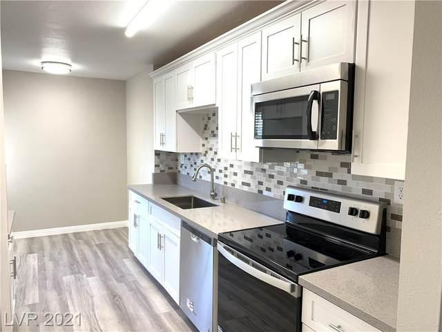 730 S Royal Crest Circle #421, Las Vegas, NV 89169 (MLS #2342575) :: Coldwell Banker Premier Realty