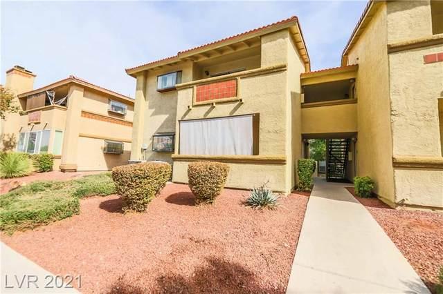 7300 Pirates Cove Road #1094, Las Vegas, NV 89145 (MLS #2342663) :: Alexander-Branson Team | Realty One Group