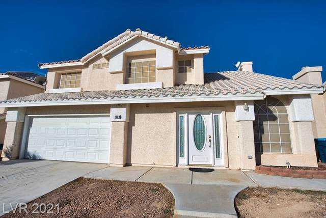 1609 Night Breeze Drive, Las Vegas, NV 89128 (MLS #2342669) :: Alexander-Branson Team   Realty One Group