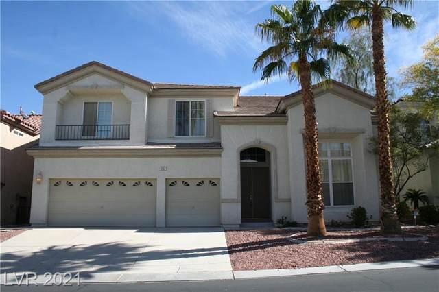 132 Cascade Lake Street, Las Vegas, NV 89148 (MLS #2342739) :: DT Real Estate