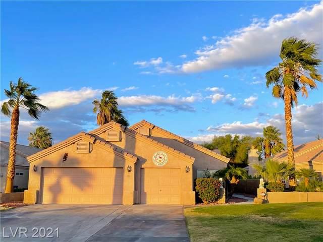 1111 Golf Club Drive, Laughlin, NV 89029 (MLS #2343111) :: Signature Real Estate Group