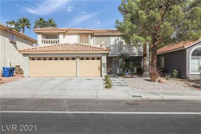 8532 W Gilmore Avenue, Las Vegas, NV 89129 (MLS #2343427) :: Alexander-Branson Team | Realty One Group