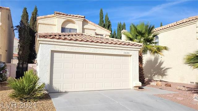 2808 Willow Wind Court, Las Vegas, NV 89117 (MLS #2343448) :: Alexander-Branson Team | Realty One Group