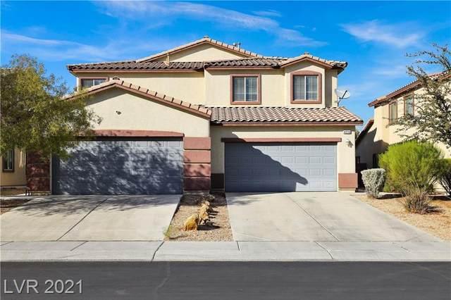 4216 Thomas Patrick Avenue, North Las Vegas, NV 89032 (MLS #2343477) :: 775 REALTY
