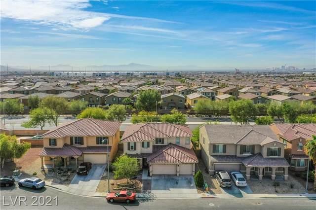 4033 Kristina Lynn Avenue, North Las Vegas, NV 89081 (MLS #2343864) :: DT Real Estate
