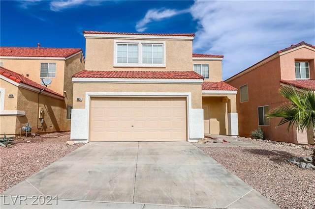 8824 Pine Pitch Drive, Las Vegas, NV 89143 (MLS #2343926) :: 775 REALTY