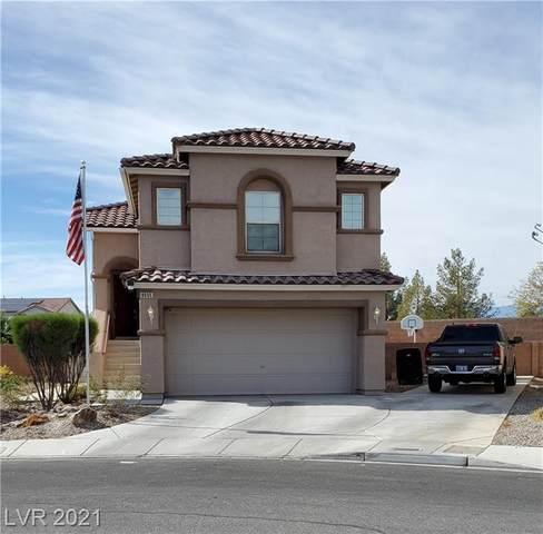8605 Dodds Canyon Street, Las Vegas, NV 89131 (MLS #2344190) :: The Perna Group