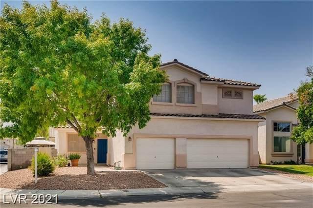 1183 Ginger Way, Las Vegas, NV 89123 (MLS #2344544) :: ERA Brokers Consolidated / Sherman Group