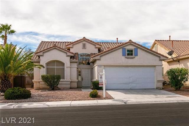 9101 Canyon Magic Avenue, Las Vegas, NV 89129 (MLS #2344791) :: ERA Brokers Consolidated / Sherman Group